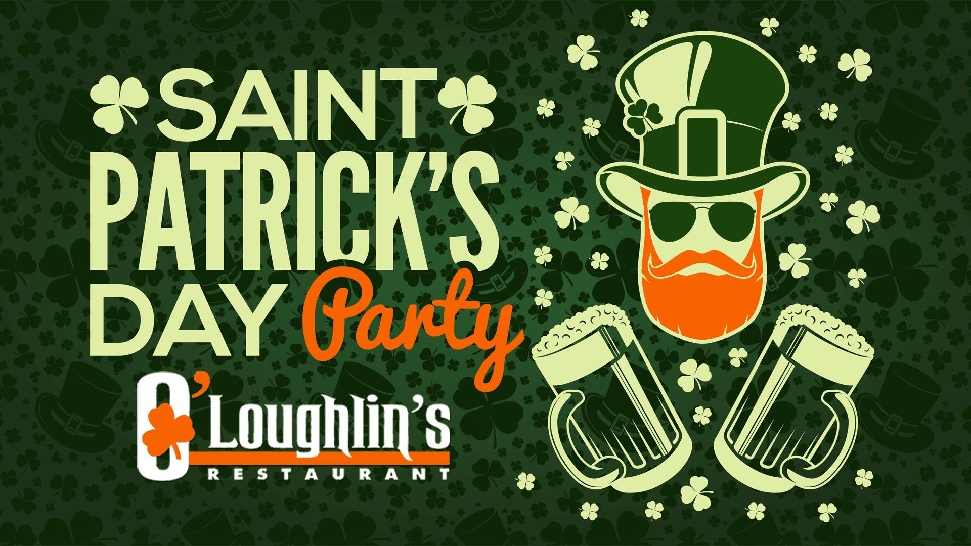 Oloughlins St. Patricks Day Event