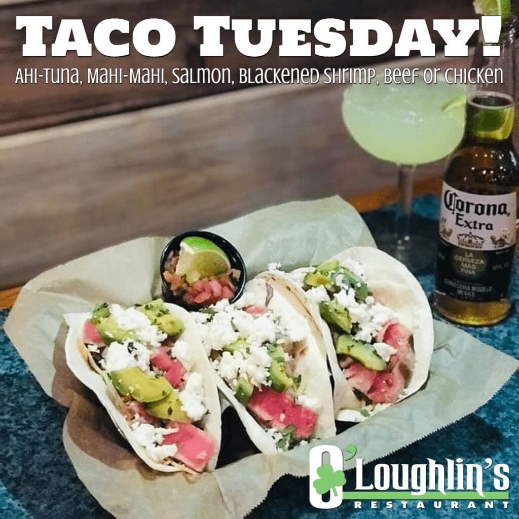 Taco Tuesday Instagram no number