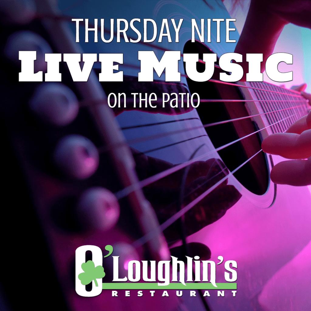 Live Music Thursdays