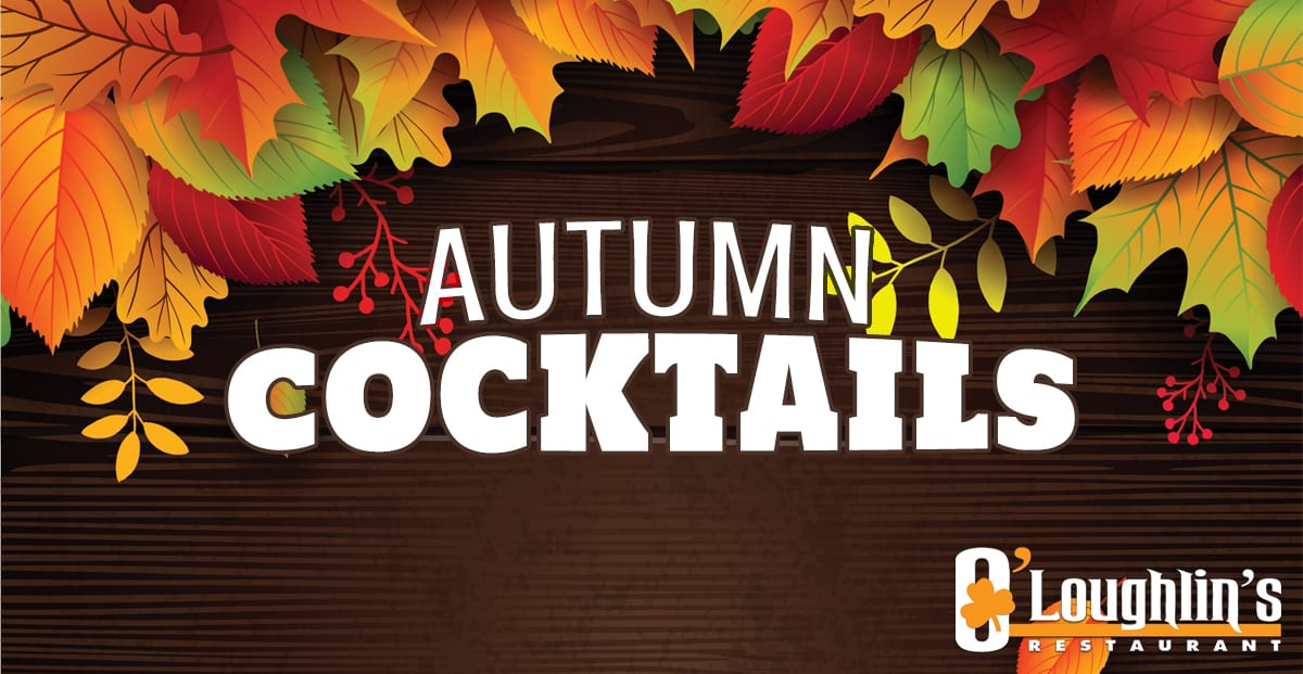 fall drink specials