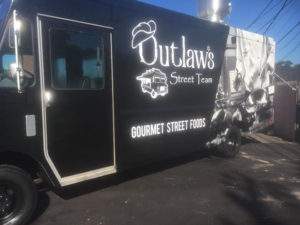 Outlaws Street Team Food Truck