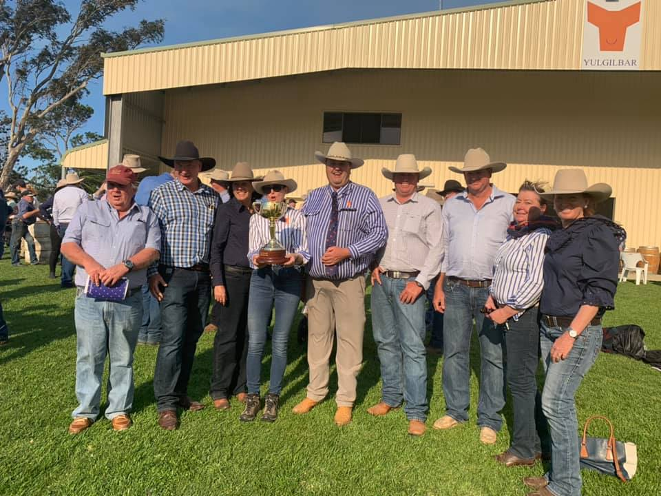 Yulgilbar Annual Production Sale 2019 - Melbourne Cup