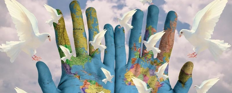 Peace in time of pandemic.