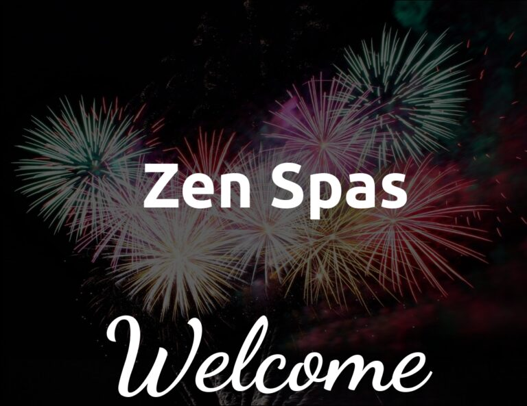 Welcome Zen Spas