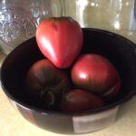 Tomato Tomato Dwarf Purple Heart #2