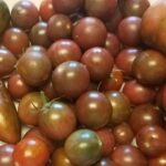 Tomato Black Cherry from customer Roy