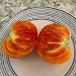 Tomato Dwarf Confetti sliced #1 (my pic)