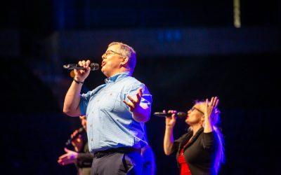 Singing Praises for 40 years!