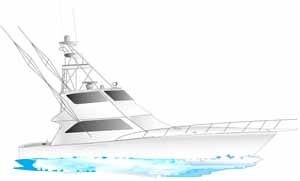 A Viking 56 with enclosed bridge linedrawing gift idea personalized sunshirts your boat photograph performance apparel custom picture giftideas dye sublimation linedrawings boater boat lineart specifications boatiquegraphics fishing center console yachts cruisers sportfishing walkaround sailboat sailing yacht designmyshirt boatique graphics designmyshirt design tshirts shirts clipart clip art boat gift sketch vectors beach team wear cancer skin upf sunmoisture wicking longsleeve lightweight coolingtech tournament raceteam crew sunshirt