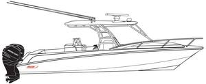 A Boston Whaler Outrage Cuddy 30 ft linedrawing gift idea personalized sunshirts your boat photograph performance apparel custom picture giftideas dye sublimation linedrawings boater boat lineart specifications boatiquegraphics fishing center console yachts cruisers sportfishing walkaround sailboat sailing yacht designmyshirt boatique graphics designmyshirt design tshirts shirts clipart clip art boat gift sketch vectors beach team wear cancer skin upf sunmoisture wicking longsleeve lightweight coolingtech tournament raceteam crew sunshirt
