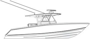 A Bahama 31 center console linedrawing gift idea personalized sunshirts your boat photograph performance apparel custom picture giftideas dye sublimation linedrawings boater boat lineart specifications boatiquegraphics fishing center console yachts cruisers sportfishing walkaround sailboat sailing yacht designmyshirt boatique graphics designmyshirt design tshirts shirts clipart clip art boat gift sketch vectors beach team wear cancer skin upf sunmoisture wicking longsleeve lightweight coolingtech tournament raceteam crew sunshirt