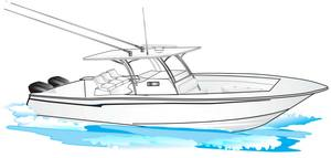 A grady white 336 cc linedrawing gift idea personalized sunshirts your boat photograph performance apparel custom picture giftideas dye sublimation linedrawings boater boat lineart specifications boatiquegraphics fishing center console yachts cruisers sportfishing walkaround sailboat sailing yacht designmyshirt boatique graphics designmyshirt design tshirts shirts clipart clip art boat gift sketch vectors beach team wear cancer skin upf sunmoisture wicking longsleeve lightweight coolingtech tournament raceteam crew sunshirt