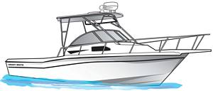 A grady white marin 30 ft linedrawing gift idea personalized sunshirts your boat photograph performance apparel custom picture giftideas dye sublimation linedrawings boater boat lineart specifications boatiquegraphics fishing center console yachts cruisers sportfishing walkaround sailboat sailing yacht designmyshirt boatique graphics designmyshirt design tshirts shirts clipart clip art boat gift sketch vectors beach team wear cancer skin upf sunmoisture wicking longsleeve lightweight coolingtech tournament raceteam crew sunshirt