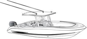 A hydra sport 25 ft linedrawing gift idea personalized sunshirts your boat photograph performance apparel custom picture giftideas dye sublimation linedrawings boater boat lineart specifications boatiquegraphics fishing center console yachts cruisers sportfishing walkaround sailboat sailing yacht designmyshirt boatique graphics designmyshirt design tshirts shirts clipart clip art boat gift sketch vectors beach team wear cancer skin upf sunmoisture wicking longsleeve lightweight coolingtech tournament raceteam crew sunshirt