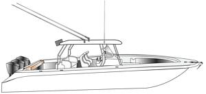 A hydra sport 42 ft linedrawing gift idea personalized sunshirts your boat photograph performance apparel custom picture giftideas dye sublimation linedrawings boater boat lineart specifications boatiquegraphics fishing center console yachts cruisers sportfishing walkaround sailboat sailing yacht designmyshirt boatique graphics designmyshirt design tshirts shirts clipart clip art boat gift sketch vectors beach team wear cancer skin upf sunmoisture wicking longsleeve lightweight coolingtech tournament raceteam crew sunshirt