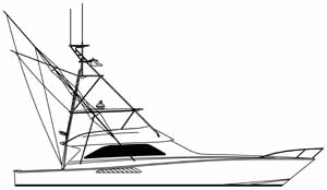 A Viking 56 convertible linedrawing gift idea personalized sunshirts your boat photograph performance apparel custom picture giftideas dye sublimation linedrawings boater boat lineart specifications boatiquegraphics fishing center console yachts cruisers sportfishing walkaround sailboat sailing yacht designmyshirt boatique graphics designmyshirt design tshirts shirts clipart clip art boat gift sketch vectors beach team wear cancer skin upf sunmoisture wicking longsleeve lightweight coolingtech tournament raceteam crew sunshirt