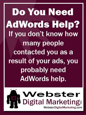 Google Marketing Adwords management services