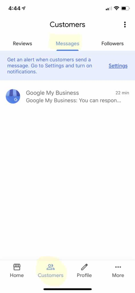 Respond to Messages and Reviews in Google My Business | Google Marketing