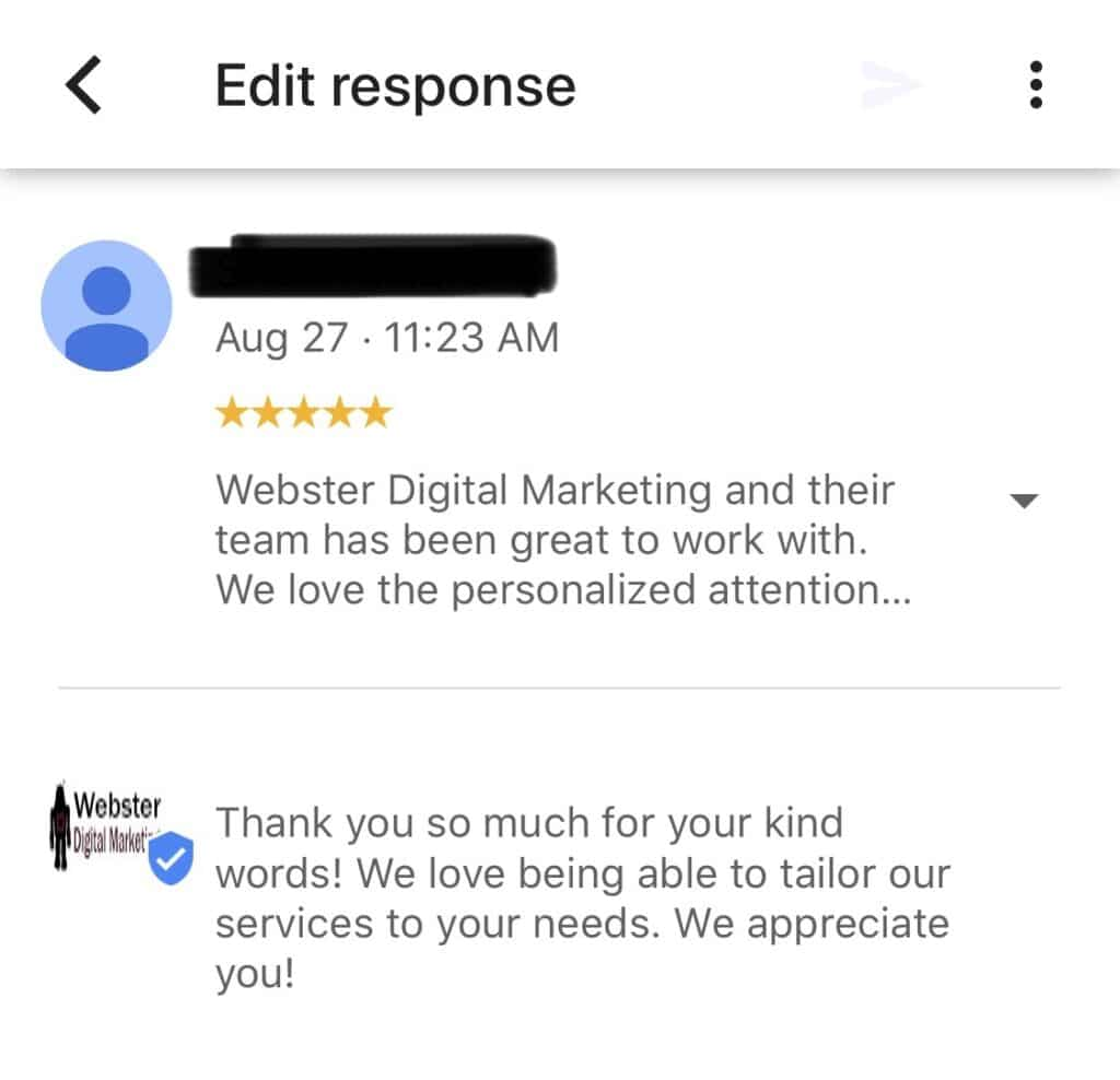 Respond to Google My Business Reviews | Google Marketing