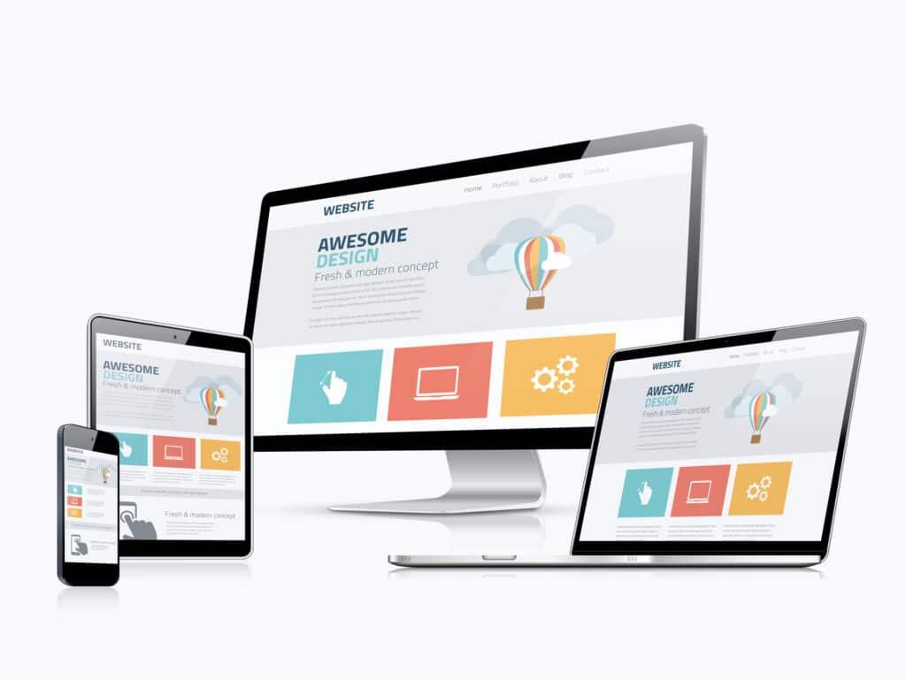 website design by Webster Digital Marketing