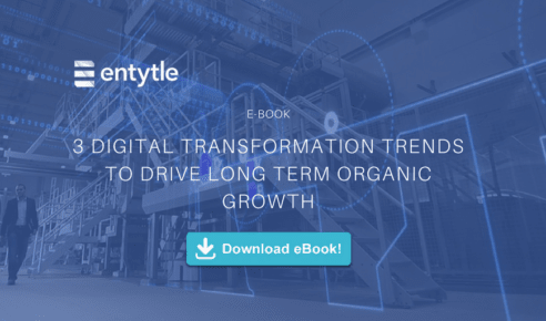 Free E-book – 3 Digital Transformation Trends To Drive Long Term Organic Growth
