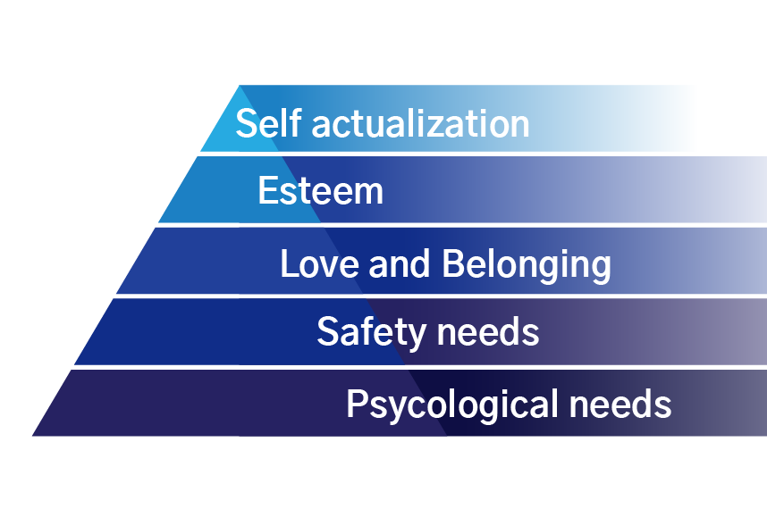 Maslow's Hierarchy of Needs have to do with Industrial OEMs