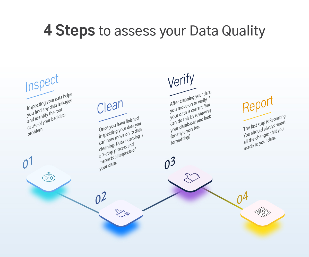 Steps to Assess Your Data Quality