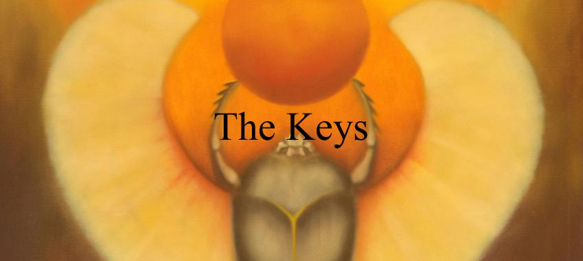 Tarot Keys