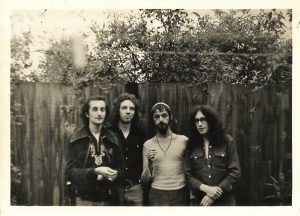 Dando Shaft two 1971. Martin Jenkins, Ted Kay, Bill Bones, Roger Williamson