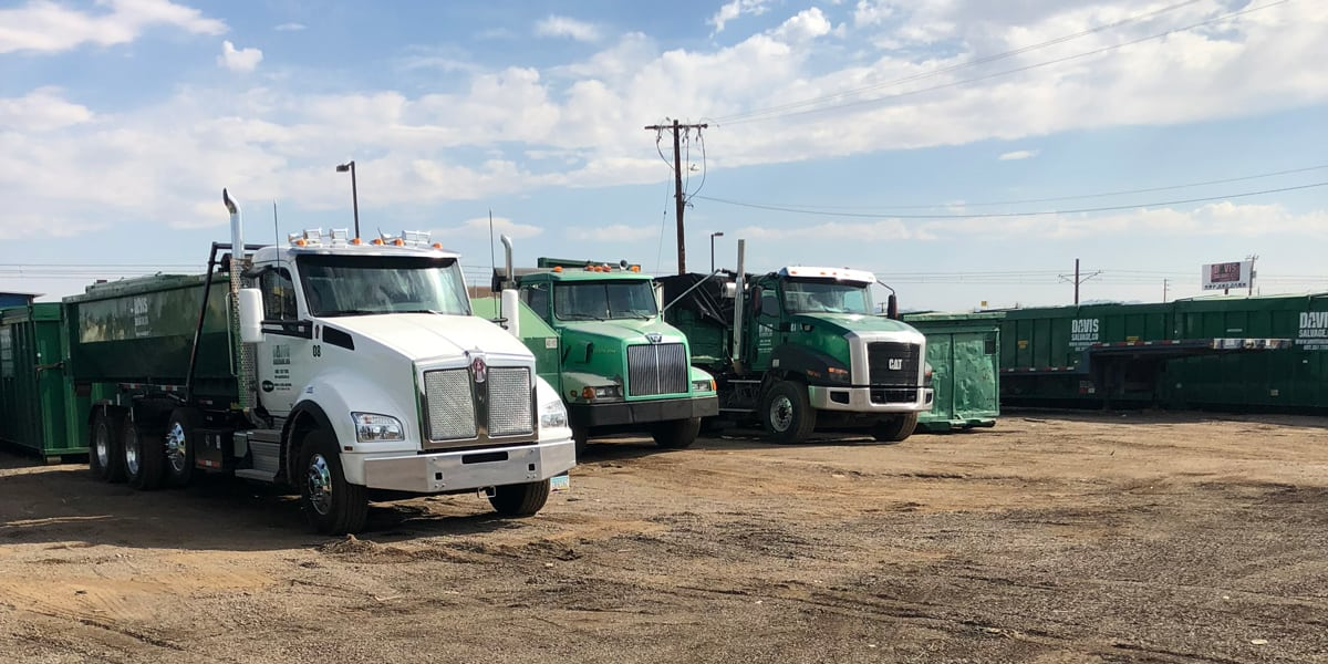 roll off containers in phoenix