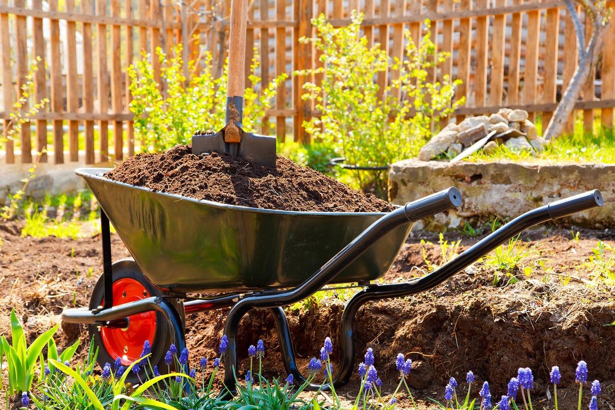 gardening help from your Phoenix metal supply center