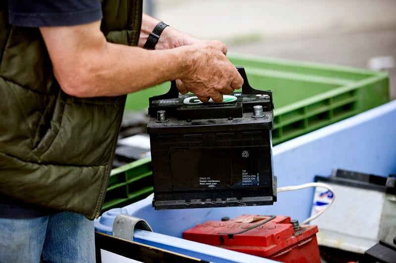 Arizona battery recycling