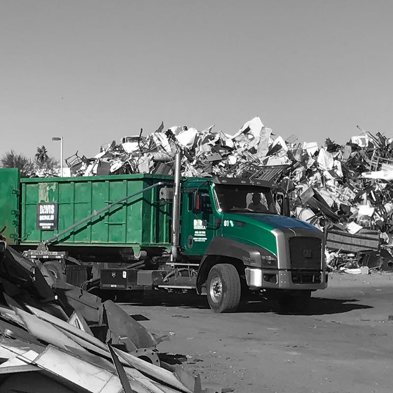 Industrial Recycling Center