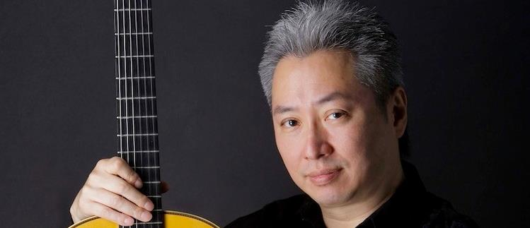 Waterfall's program will feature guitarist Shin-Ichi Fukuda, a student of Takemitsu's.