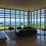 Prow House dayight interior