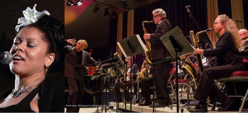 The Big Band concert