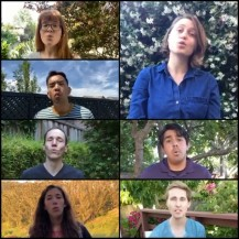 November 13, Noon PST, Side Note (a cappella) Virtual Visit