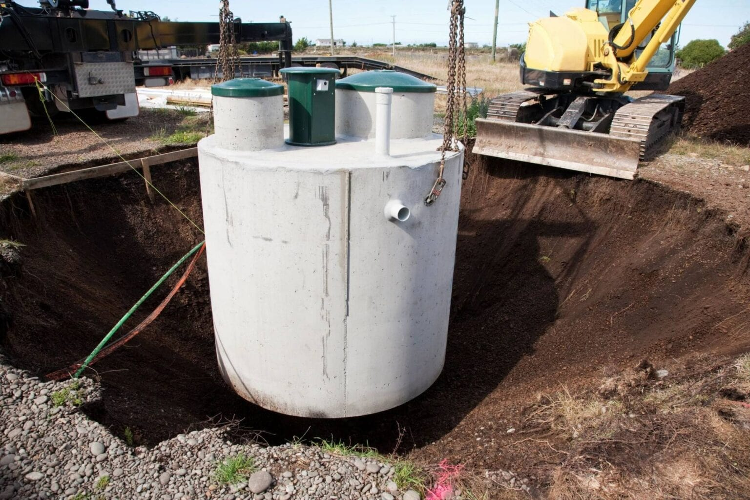 Does my property HAVE a septic tank?