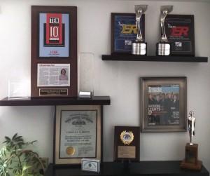 Award winning marketing programs