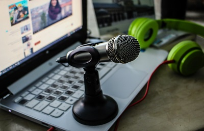Marketing Resources and Results can help you with podcasting: recording, editing and promoting