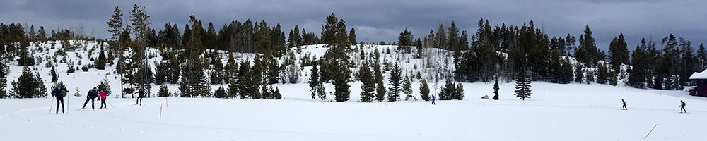 Upcoming Full Moon Skiing & Two Races