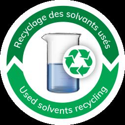 ChapTec | Programme de recyclage des solvants usés