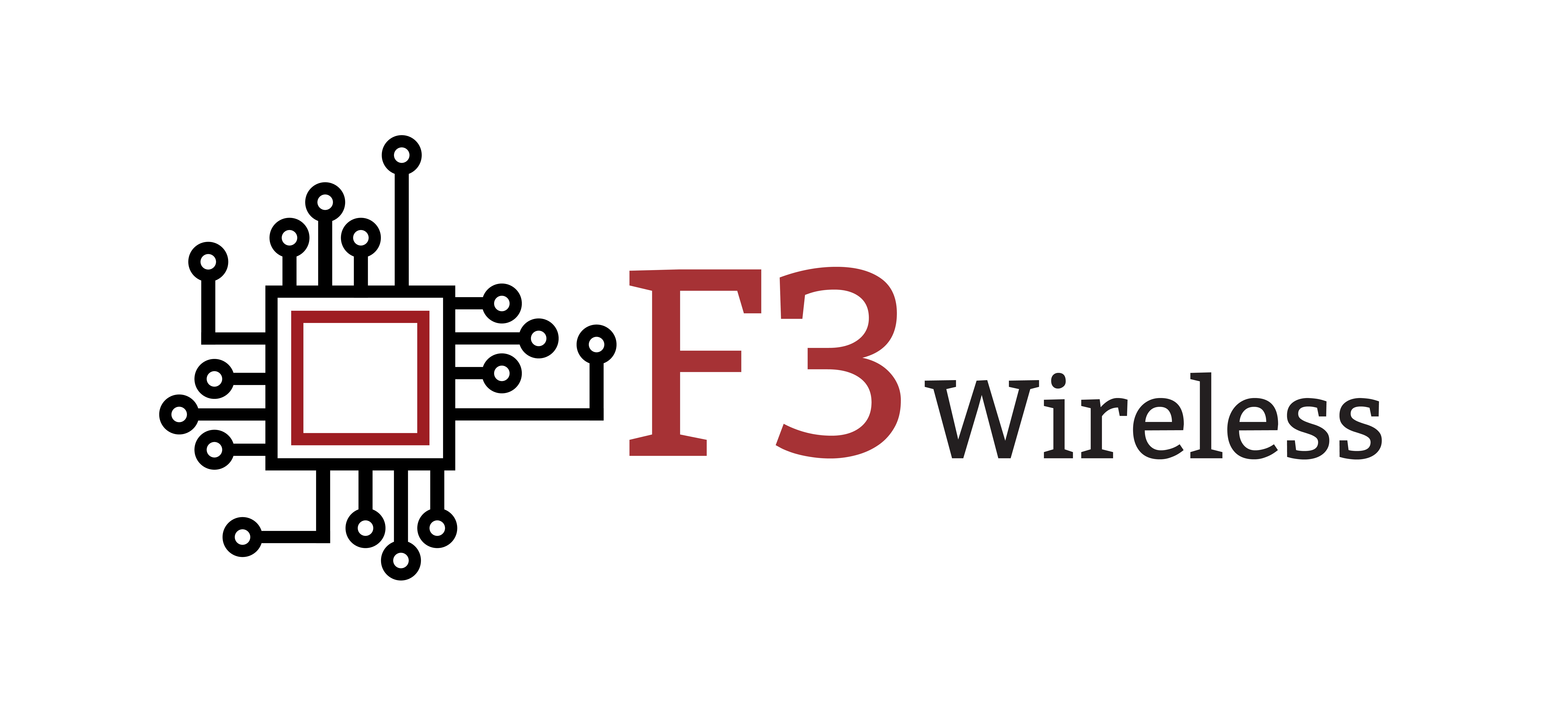 F3 Wireless logo