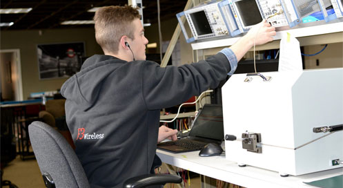 F3 Wireless engineer