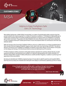 MSA customer story