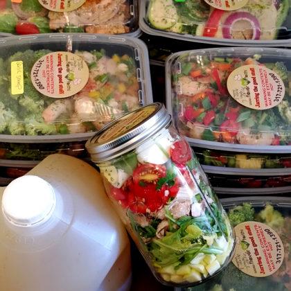 Salad-Jar