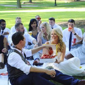 Catering Wedding Photo