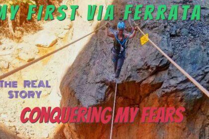 Ouray via ferrata feature image