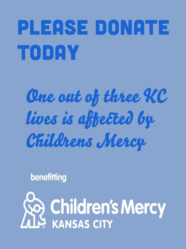 Childrens mercy holidays kc