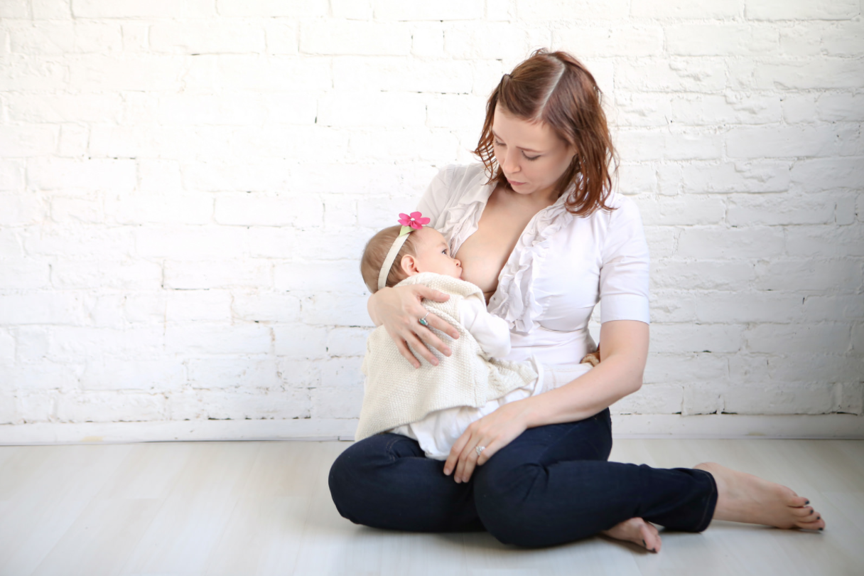 This Is Why I Breastfed Another Woman's Baby